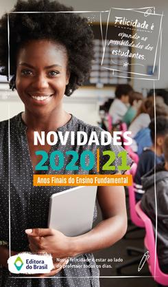 Lançamentos 2020|21 - Anos Finais do Ensino Fundamental